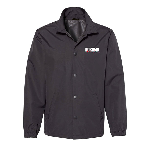 Auto Club Coach Jacket