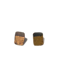 Kuem-boo Rectangle post earrings