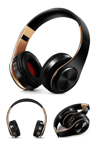 Stereo bluetooth headphone - Trek Electronics