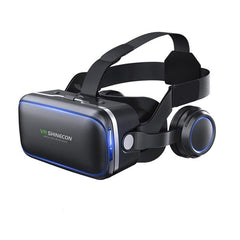 VR shinecon 6.0 headset Box - Impact Owl