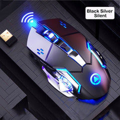 Wireless Gaming Mouse - Impact Owl