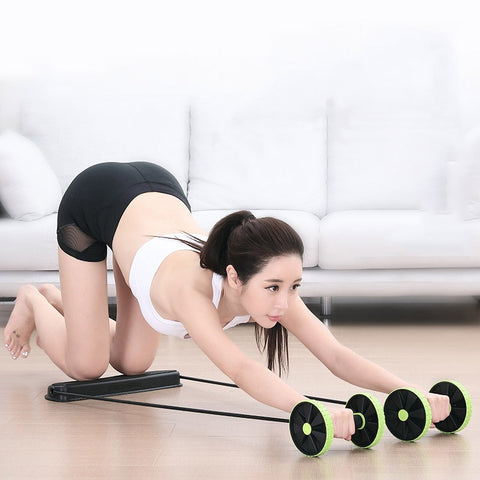 Power Roller ABS Trainer - Impact Owl