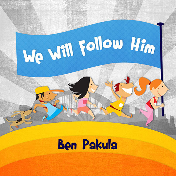 We Will Follow Him CD
