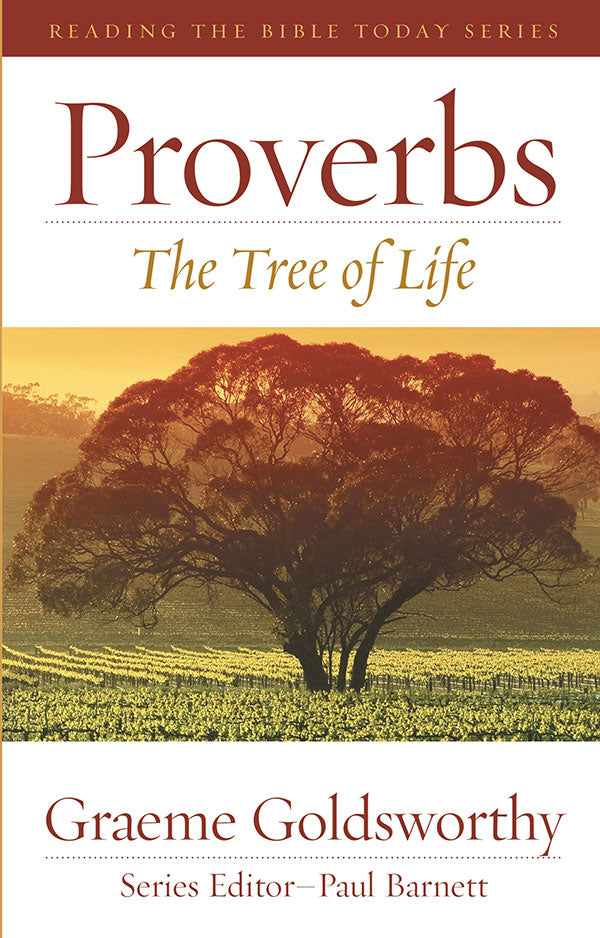 Proverbs - The Tree of Life