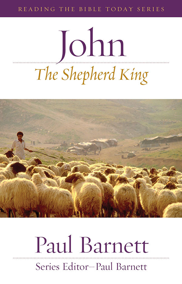 John - The Shepherd King