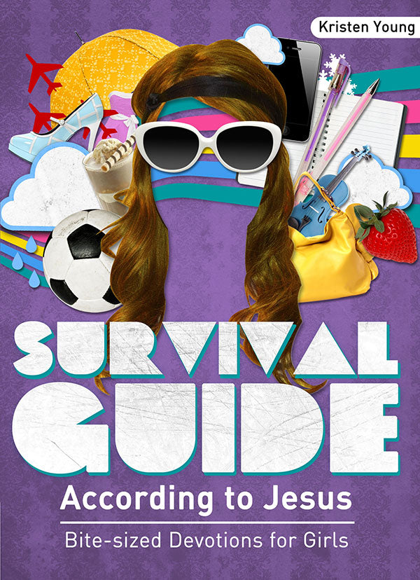 Survival Guide According to Jesus (Girls' edition)