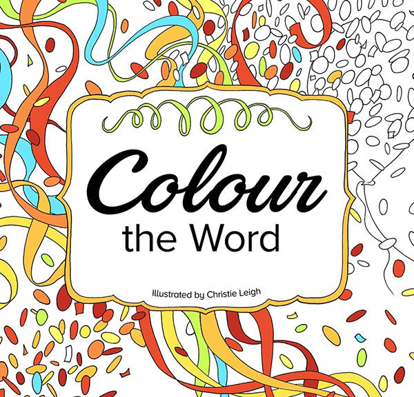 Colour the Word