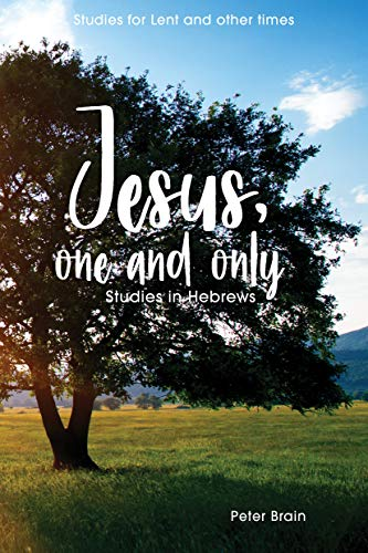Jesus, One and Only: Studies in Hebrews