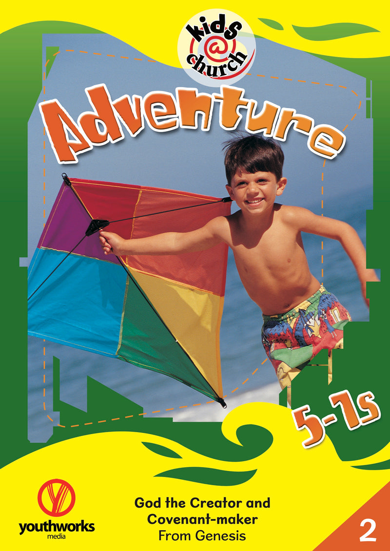 Adventure 2 Digital leader's manual