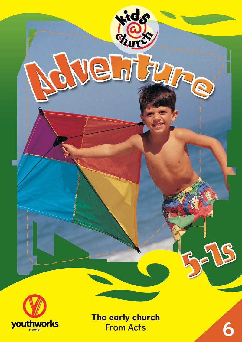 Adventure 6 Digital leader's manual