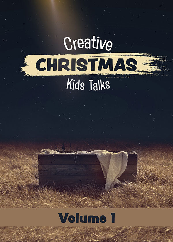 Creative Christmas Kids Talks Volume 1