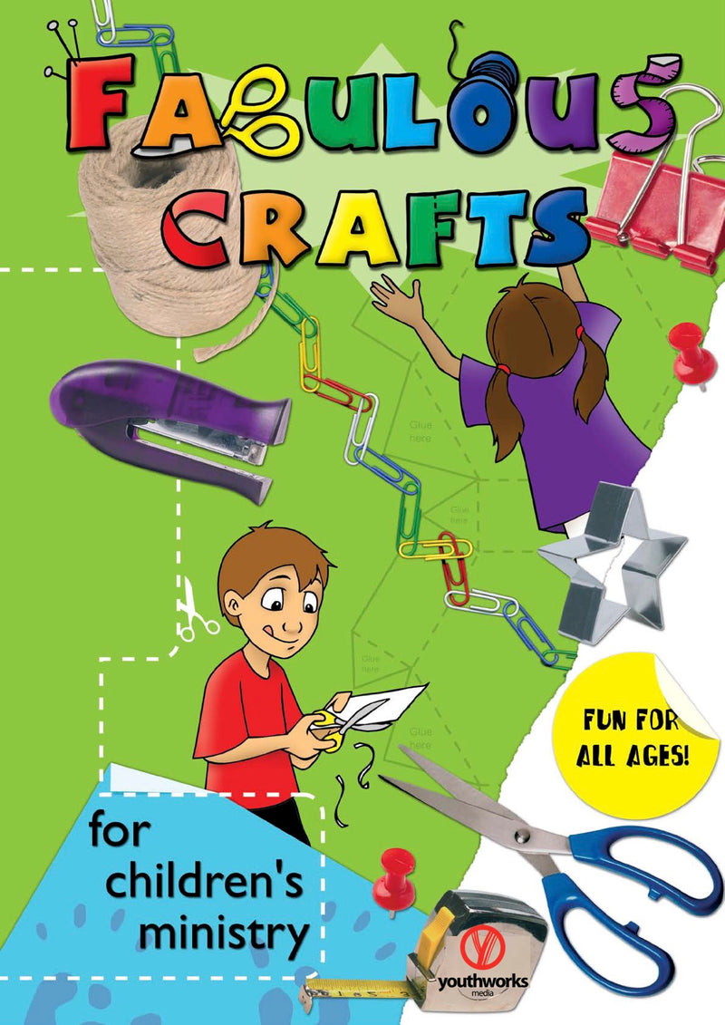 Fabulous Crafts (Digital)