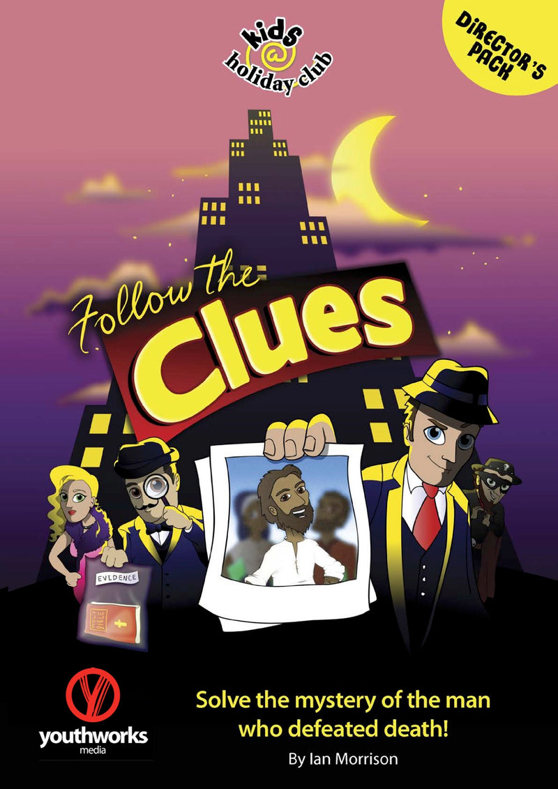 Follow the Clues Director's pack