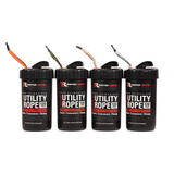 Rapid Rope Canisters | Rope In a Can | 120 Feet | 1100 lb Test | USA Made!