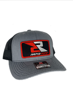 Rapid Rope Patch Hats Grey