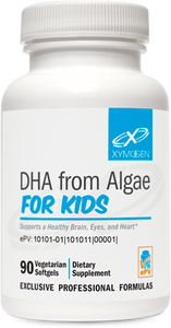 DHA from Algae For Kids