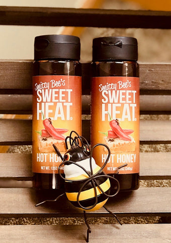 Sweet Heat Raw Honey