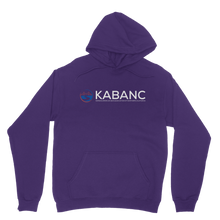 Load image into Gallery viewer, KABANC WHITE TEXT Classic Adult Hoodie
