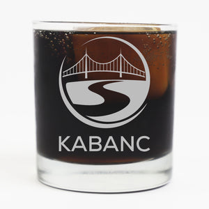 KABANC Whiskey Glass