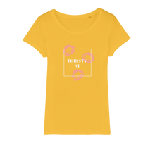 Load image into Gallery viewer, Thisty AF 2020 Organic Jersey Womens T-Shirt