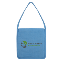Load image into Gallery viewer, Social Justice Collaborative SJC Classic Tote Bag