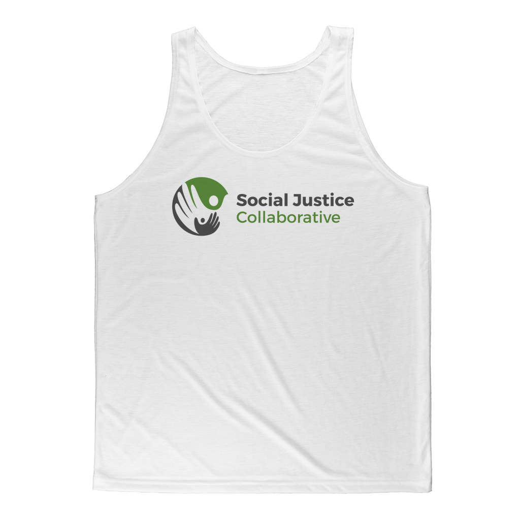 Social Justice Collaborative SJC Classic Sublimation Adult Tank Top