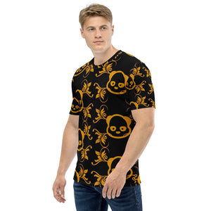 Panda Dynasty Baroque Men's T-shirt