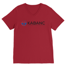 Load image into Gallery viewer, KABANC Premium V-Neck T-Shirt