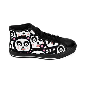 Pandamic Men's High-top Sneakers
