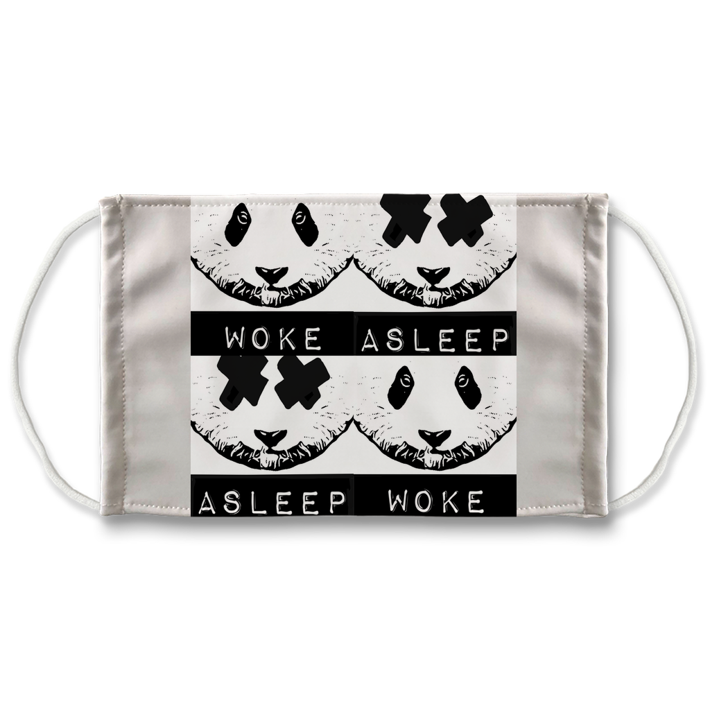 Woke Sublimation Face Mask
