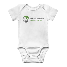 Load image into Gallery viewer, Social Justice Collaborative SJC Classic Baby Onesie Bodysuit