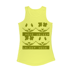 Woke Women Performance Tank Top