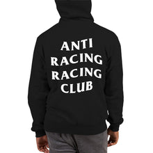 Load image into Gallery viewer, Anti Racing Racing Club ICON Centered Champion Hoodie