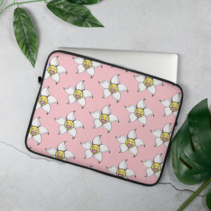 Sampaguita Laptop Sleeve