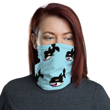 Load image into Gallery viewer, Killer Whale Neck Gaiter