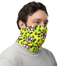 Load image into Gallery viewer, Fuck You Flower Club Neck Gaiter