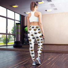 Load image into Gallery viewer, Ramen and Onigiri Yoga Leggings
