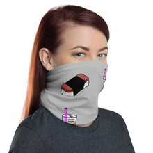 Load image into Gallery viewer, Olivia Neck Gaiter Gray
