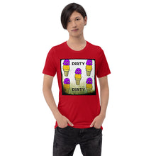 Load image into Gallery viewer, Dirty Short-Sleeve Unisex T-Shirt