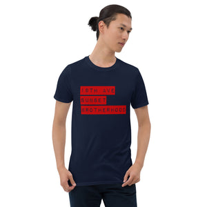 "Import ""SF RUNS"" Short-Sleeve Unisex T-Shirt"