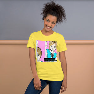 Karen Short-Sleeve Unisex T-Shirt