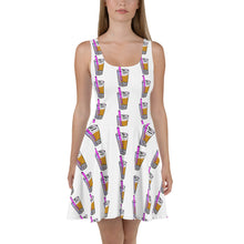 Load image into Gallery viewer, Lovecha Skater Dress