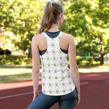 Load image into Gallery viewer, Sampaguita Women's Racerback Tank