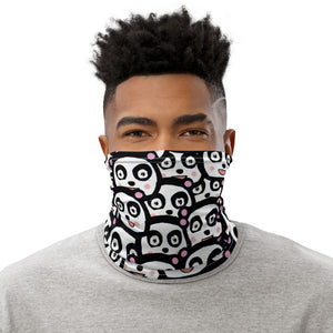 Panda-bang Neck Gaiter
