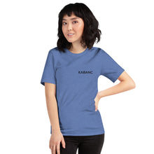 Load image into Gallery viewer, KABANC Short-Sleeve Unisex T-Shirt w/rear logo