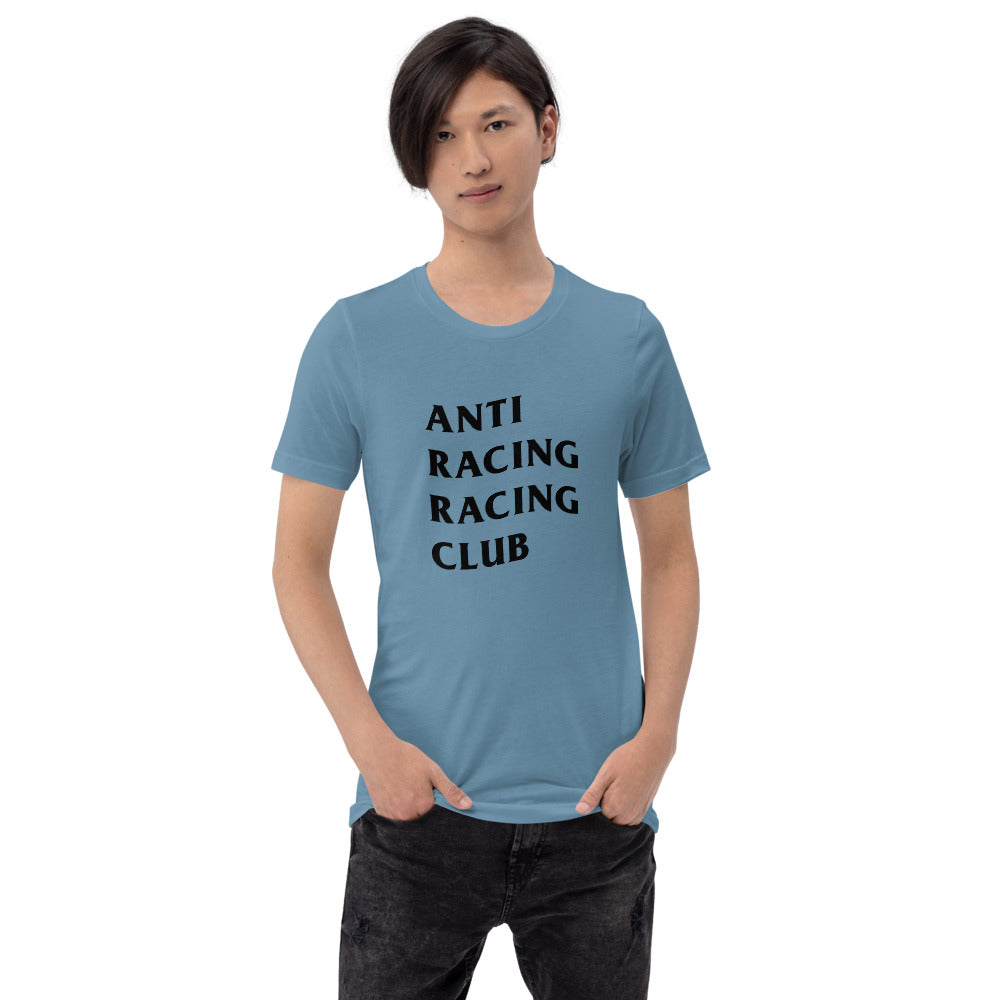 Anti Racing Racing Club Large Logo ICON Short-Sleeve Unisex T-Shirt