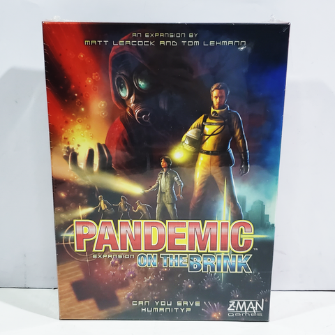 Pandemic: On the Brink Expansión
