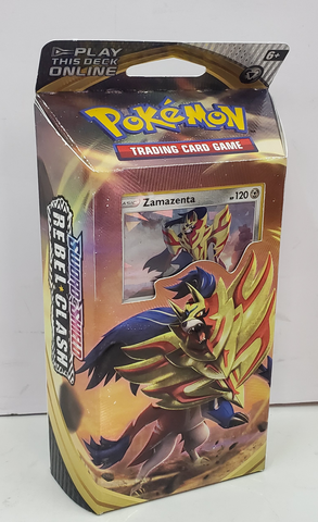Pokemon Sword & Shield Rebel Clash Zamacenta Deck