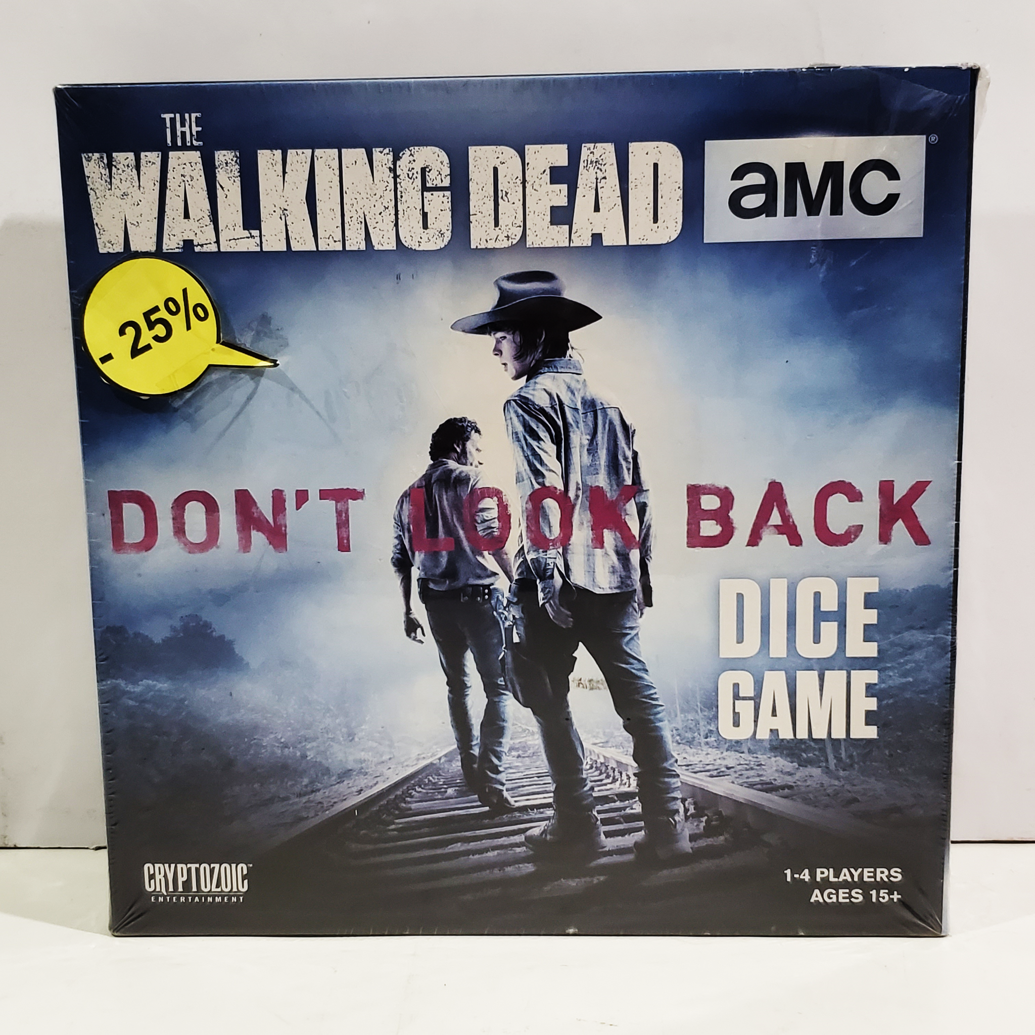 "The Walking Dead "" Don t Look Back"" Dice Game"