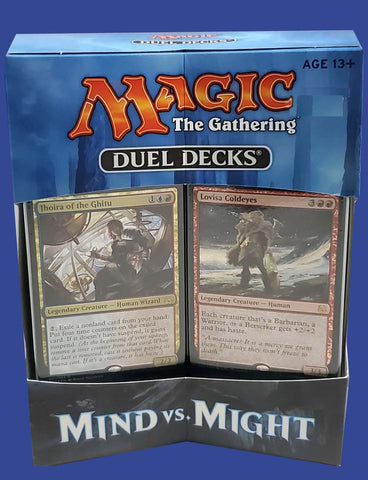 Magic Duel Deck Mind vs. Might